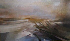 Rochelle Blumenfeld Abstract Painting