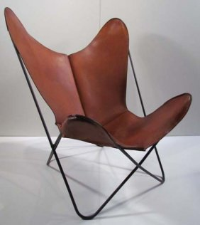 Jorge Ferrari-Hardoy Original Butterfly Chair