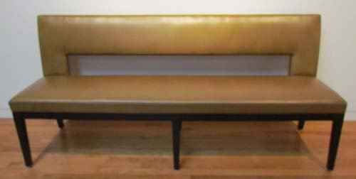 Christian Liaigre for Holly Hunt Velin Banquette Bench