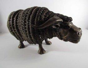 Ed Kosewicz Brass Oxen