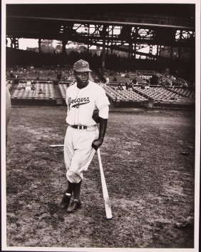 Teenie Harris Photo Of Jackie Robinson