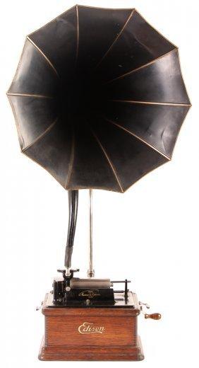 Edison Fireside Model B Cylinder Player