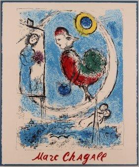 Marc Chagall Framed Fine Art Print Poster