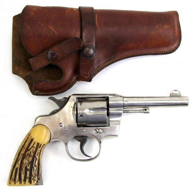 Colt 41 Cal Pistol – Jerusalem House
