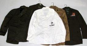 Usmc Uniform Lot Of 5