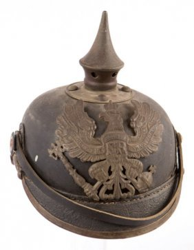 Imperial German Pickelhaube Helmet