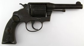 Colt Police Special .32 Manufactured 1909