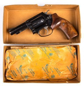 Smith & Wesson Model 36-1 In Box