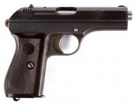 Cz Model 27 German Marked Wwii