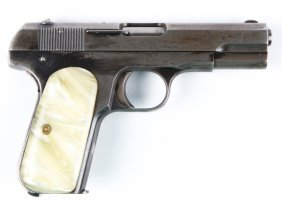 Colt Model 1903 Hammerless .32 Pistol