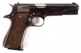 Star Super Model B 9mm Largo Pistol