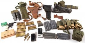 Lot Of Firearm Accessories