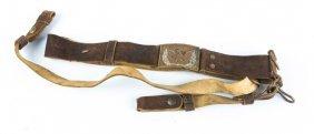 Civil War Us Sword Belt M1851 Buckle