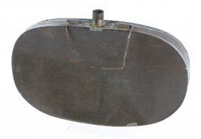 Civil War Tin Drum Canteen