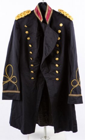 Us 1902 First Lieutenant Medical Dress Coat