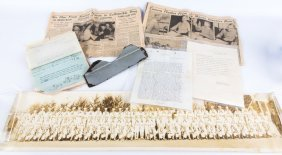 Airship Uss Macon Debris & Archive Of Glen Wilson