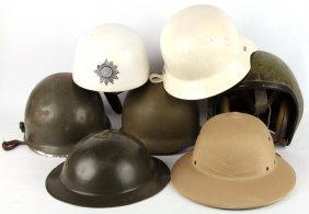 Cold War Helmet Lot