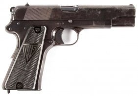 Polish Fb Vis Model 35 Radom Pistol German Marked