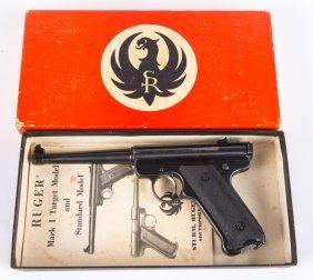 Ruger Mark 1 Target Model 1973 .22lr Pistol