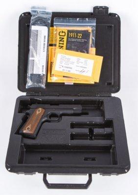 Browning 1911 22 .22lr Pistol
