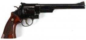 Smith & Wesson Model 25-5 Revolver 45 Colt
