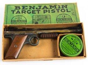 Benjamin Target Air Pistol Benjamin Franklin .22