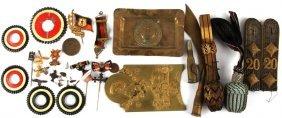 Mixed Lot Of German Military Items