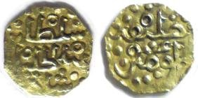 Johore Sultanate Gold Kupang (ss14)