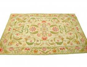 Aubusson Style Stark Carpet