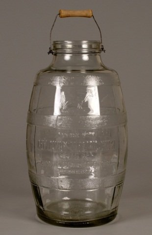 Gem Dandy Electric Churn Jar Lot 626