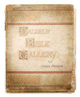 Dalziels' Bible Gallery, 1st Edition, #430/1000
