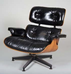 Eames For Herman Miller 670 Lounge Chair