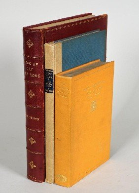 New York City And State, 3 Vols.