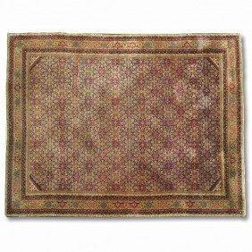 "Persian Carpet, Approx. 10'10"" X 13'4"""