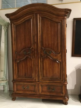 Ralph Lauren French Style Armoire