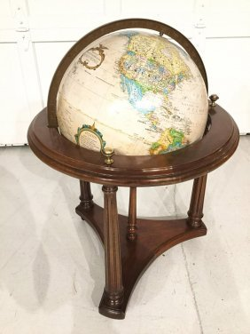 Replogle Library Globe On Stand