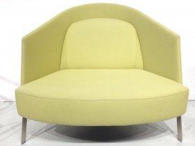 "Teknion Studio ""Fractals Mono"" lounge chair"