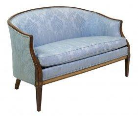 An American Federal Style Mahogany Sofa