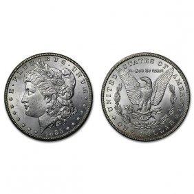 1885 Cc Morgan Silver Dollar - Brilliant Uncirculated