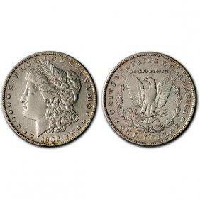 1903 S Morgan Silver Dollar - Au
