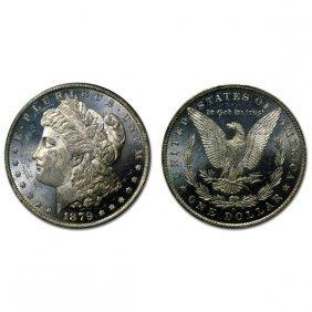 1879 O Morgan Dollar - Ms63+ - Proof Like