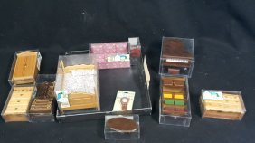 Collection Of In The Box Doll House Furniture