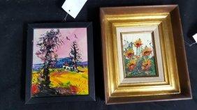 Morris Katz Paintings