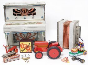 Treasure Chest, Decoration For Bears, Wooden Toys,