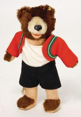 "Steiff ""pupp"" Teddy-baby, 22 Cm, Postwar Era,"