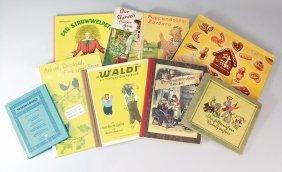 "Konv. Kinderbücher, Darunter ""puppenmü"