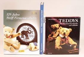 """4x Fachliteratur, """"teddybären"""" Von"""