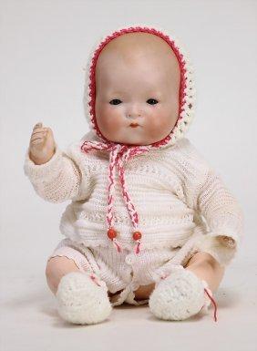 Armand Marseille Porzellan-vollkopf-baby, Gem. Germany