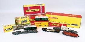 Trix Express, Spur H0, Konv. Güter- U.