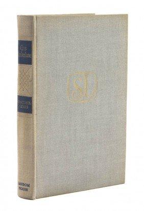 LEWIS, SINCLAIR. Cass Timberlane. New York, 1945. F